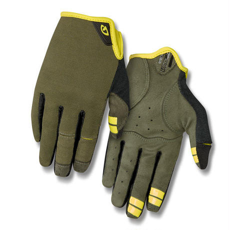 GIRO DND CYCLING GLOVES Olive