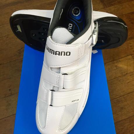 SHIMANO RP3  ホワイト サイズ40     42   43   サイズ在庫あり