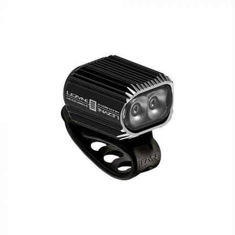 LEZYNE(レザイン) Y13 LEZYNE MULTI DRIVE 1000 バッテリー別体式の73gの超軽量大光量ツインLEDライト