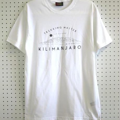 キリマンジャロTシャツMサイズ【Cliff】アウトドアウェア登山トレッキングアフリカ大陸