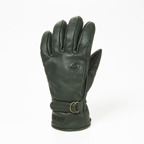 UNION FULL LEATHER / SX-111A / FOREST GREEN