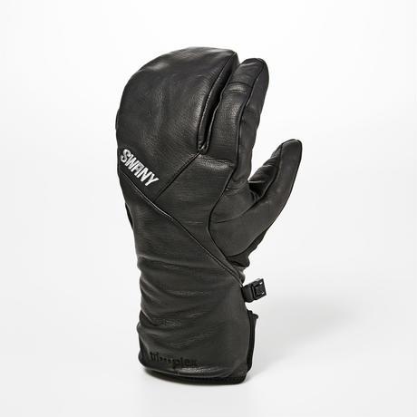 Hawk Under 3-Finger Mitt / SXB-10/ BLACK