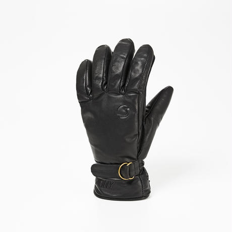 UNION FULL LEATHER / SX-111A / BLACK
