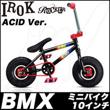 ROCKER BMX IROCK ACID 競技用自転車
