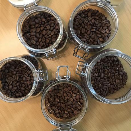 旬のコーヒーをお届け!店主セレクトコーヒー200g
