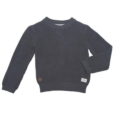 Ebbe(エッベ)Sempre knitted sweater ニットセーター