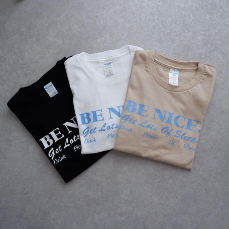 ロゴコットンTシャツ//3colors