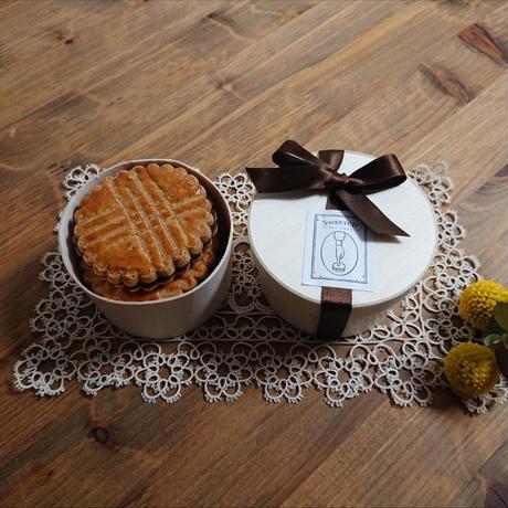 【数量限定】trois  ~塩バタークッキー×アーモンドキャラメル×チョコレート~