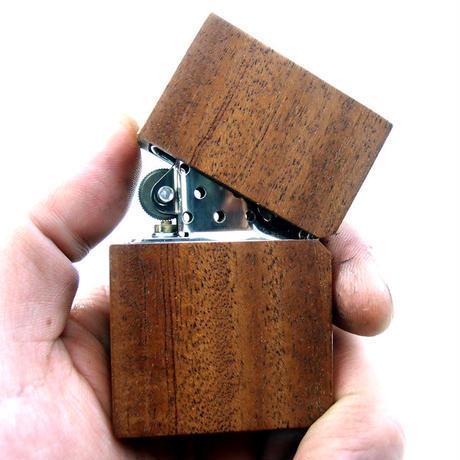 for oil lighter 02 木製オイルライター02
