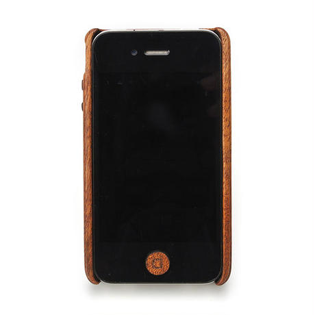 iPhone4G/4SとiPhone3G/3GS用木製ホームボタンシール