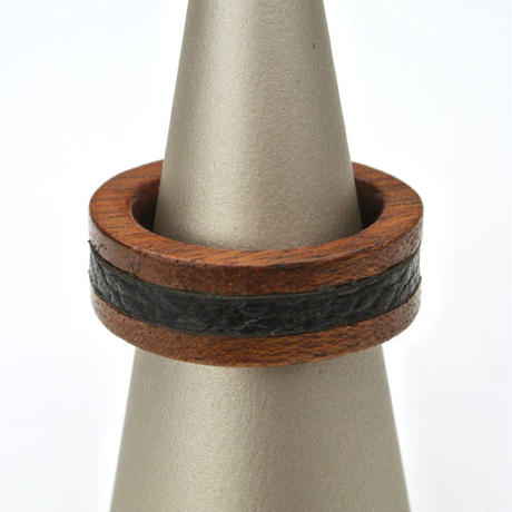 ring0084 木製指輪(リング)