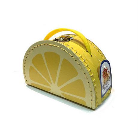レモン チェコ製 フルーツスーツケース【KAZET】