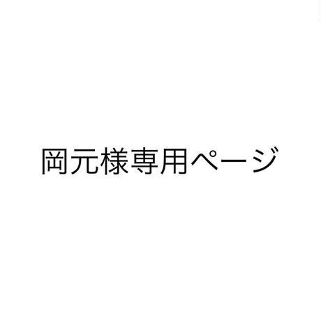 岡元様専用ページ