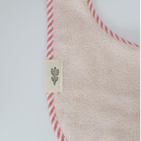 LIMITED【swellcove】 Organic Baby Bib  Pink