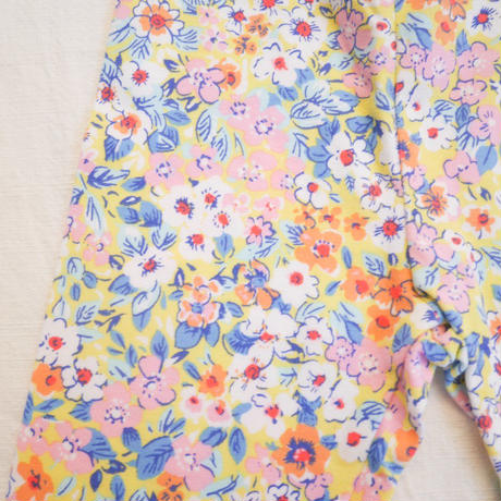 【oshkosh】yellow flower leggings