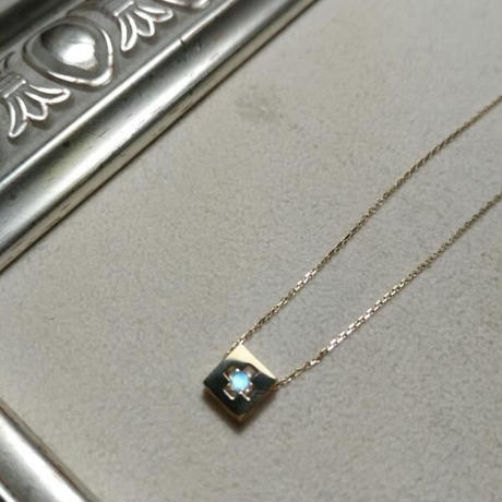 necklace「BLUE MOON 」