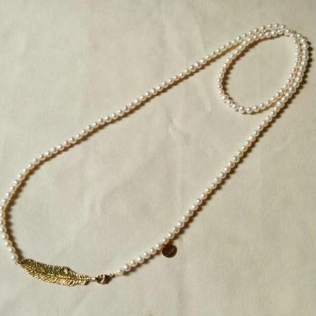 necklace「FALSETTO」