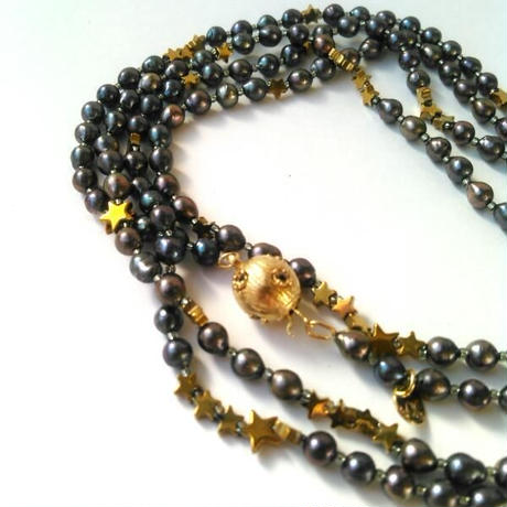necklace 「STAR  DUST」