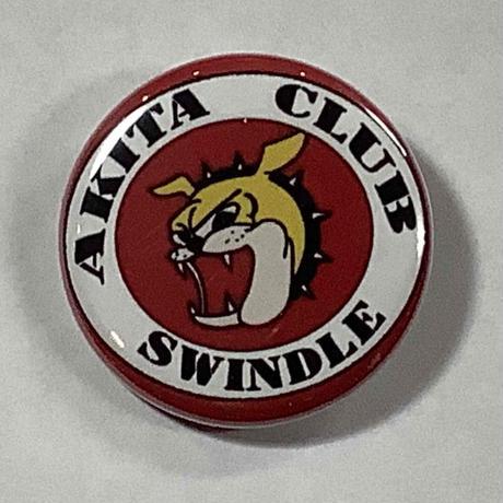 SWINDLE 缶バッジ