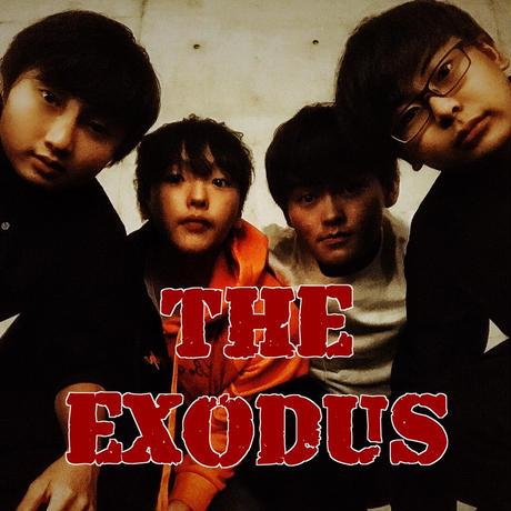 7/5(月) 投げ銭チケット / The Exodus SWINDLEステッカー(4種類の中からお選び下さい)付