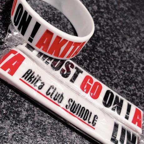 LIVE MUST GO ON!AKITA ラバーバンド