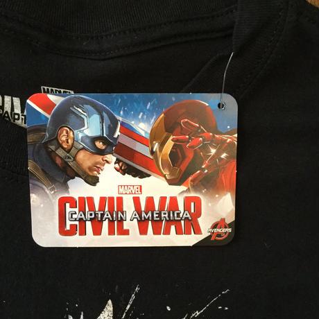 CAPTAIN AMERICA  CIVIL WAR クロスボーンズ