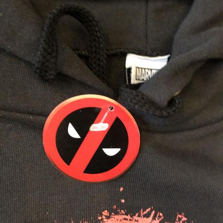 Deadpool icon /フーディー