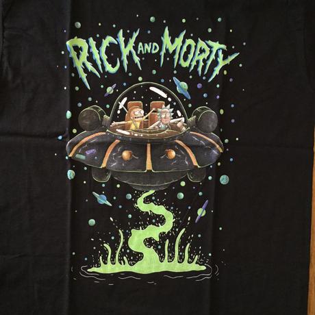 Rick and Morty /black