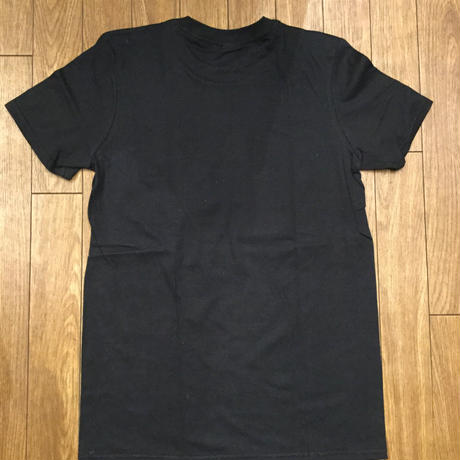 WALKING DEAD splatterロゴTシャツ