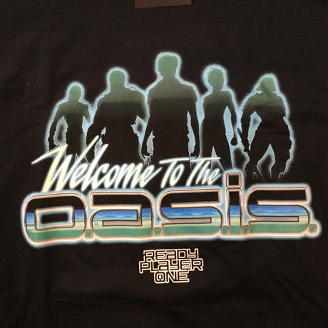 READY PLAYER ONE  welcome to the oasis