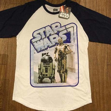 STARWARS R2D2 & C3PO ラグラン