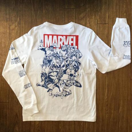 MARVEL アッセンブル ロングTシャツ