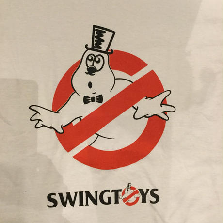 swingtoys オリジナルTシャツ (G.Bロゴ)