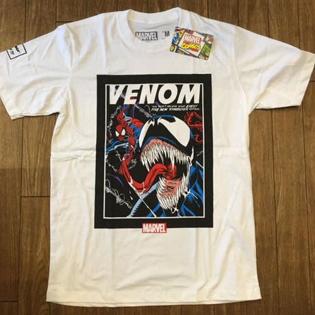 VENOM  with Spidey white