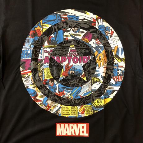 captain America シールド color comic