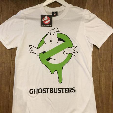 Ghost Busters  ゴーストバスターズ ロゴ T-shirt
