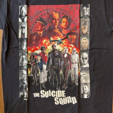 the suicide squad ポスター風