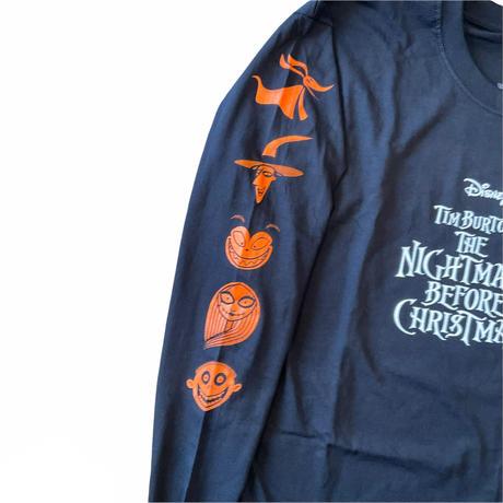 THE NIGHTMARE BEFORE CHRISTMAS /JACK ロンT