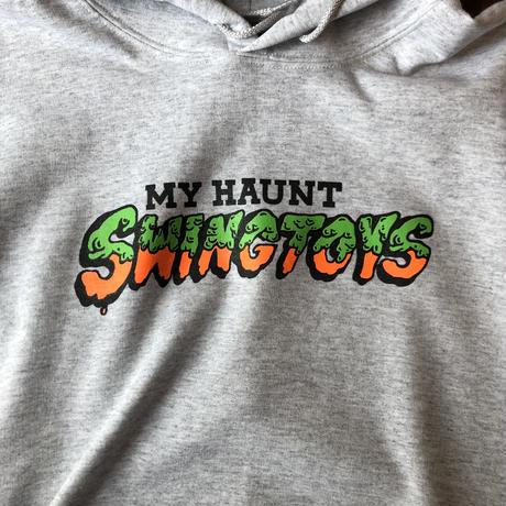 MY HAUNT SWINGTOYS フーディ/グレー