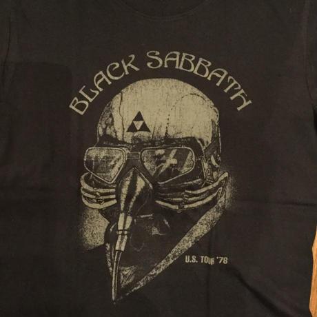 BLACK SABBATH ツアー78  Avengers