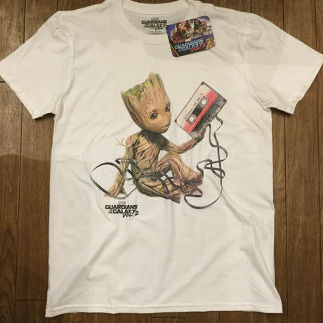 BABY GROOT TAPE White