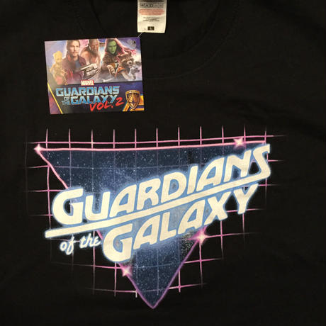 GOTG VOL2 retrologo