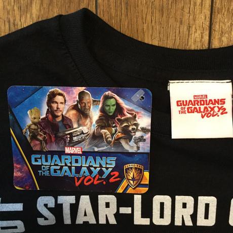 GOTG VOL2 ポスター T-shirt