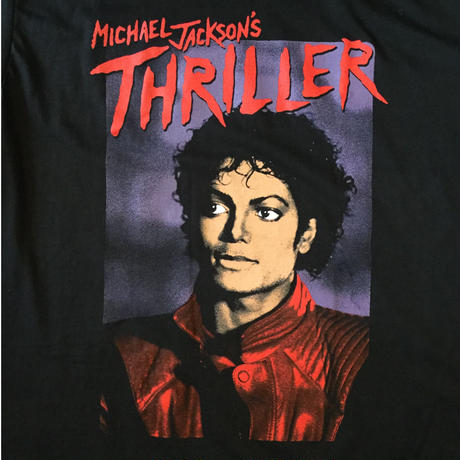 Michael Jackson/thriller/ face