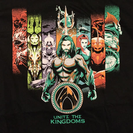 Aquaman  United the kingdoms