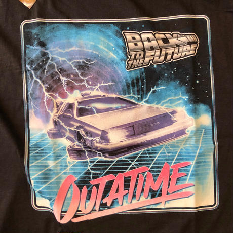 Back To The Future/デロリアン