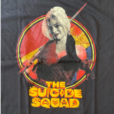 THE   SUICIDE  SQUAD/ハーレイクイン