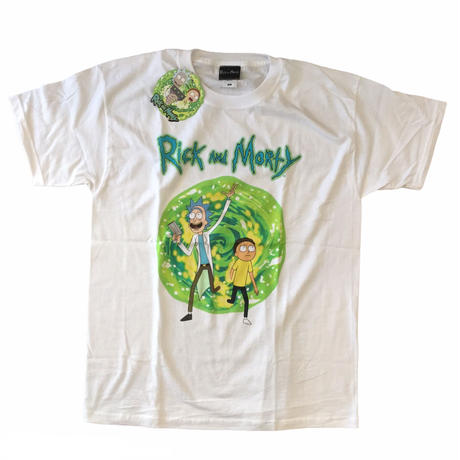 Rick and Morty /white