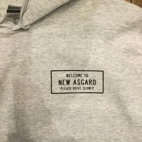 welcome to the asgard Hoodie