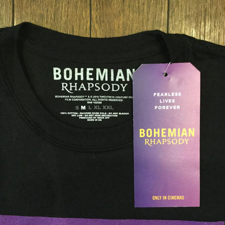 Bohemian Rhapsody  映画ポスター
